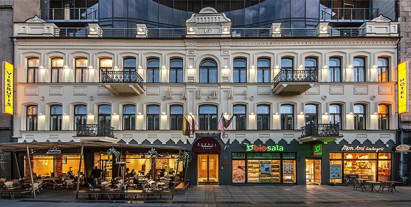 Viešbutis Kaunas