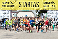 Kaunas marathon 2016